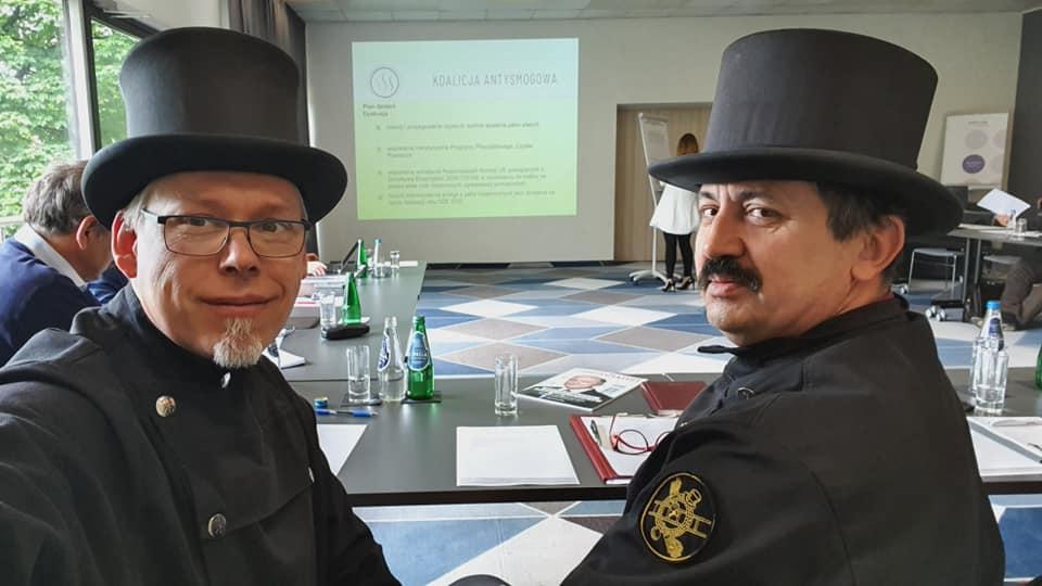 Spotkanie Koalicji Antysmogowej na rzecz nowoczesnych technik czystego spalania.